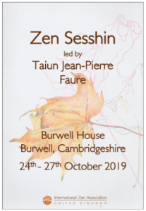 Burwell House poster and registration form