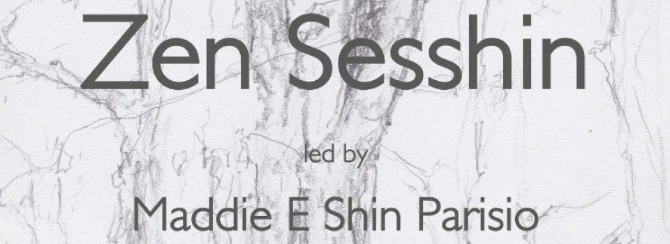 Sheringham Sesshin Poster